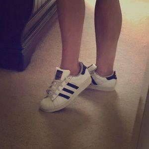 Adidas Original Superstar Size 7